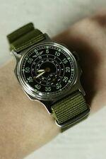 POBEDA Millitary Soviet Mechanical 12h Wrist Watch Victory USSR Vintage
