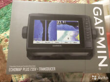 New Garmin echoMAP CHIRP Plus 73sv US LakeVü w/CV52HW-TM Transducer 010-01897-01