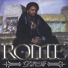 Rome Do It 15 track 2003 cd NEW!