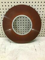 VINTAGE IBM Aluminium Super Computer Hard Drive Platter 14in PIECE OF HISTORY