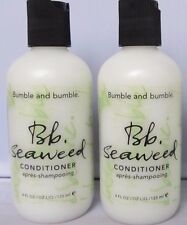 2 x Bumble and Bumble Bb Seaweed Conditioner 8 oz / 250 ml Each