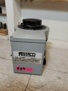 STACO 1010BCT AUTOFORMER VARIAC 120V INPUT UP TO 120V/10A OUTPUT - NICE & CLEAN!