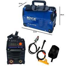 Saldatrice elettrica a elettrodo 220V inverter IGBT portatile saldatura RAC-300S