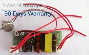 Microscope Power Supply 6V 30W 85*37mm For Halogen Lamp Serie,INPUT 220-240V AC