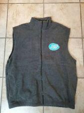 Petty's Garage Fleece Vest