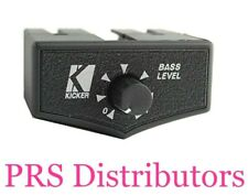 KICKER BASS KNOB CONTROL KICKER 10ZXRC AMPLIFIER EBC EXTERNAL BASS CONTROL 4-Pin