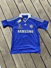 Chelsea 07/08 Drogba Home Kit Size Small/medium. Retro Football Shirt