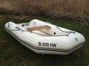 Schlauchboot SK Folie Aufkleber Kennzeichen Bootsnummer 2 Stück 10cm FOIL0292