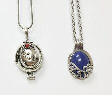 Vampire Diaries Katherine Pierce Daylight & Elena Vervain Pendant Necklaces Set
