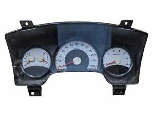 Speedometer Cluster MPH Black Trim Fits 09-11 DAKOTA 308425
