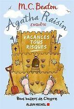 Agatha Raisin enquête, Tome 6 : Vacances tous risques | Livre | état bon