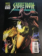 Sabertooth Classics#2 Incredible Condition 9.0(1994) Dwayne Turner Cover!!