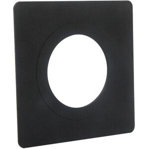 New Compur Prontor Copal #1 Lens Board 80x80mm For Horseman 45FA 45HD VH-R