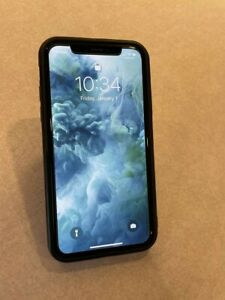 64gb Space Grey, iPhone X, Excellent cond.- Space Gray (Verizon) A1865