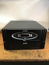 Apc S20Blk Ac Power Conditioner & Battery Backup, 2-Piece System Network Manage