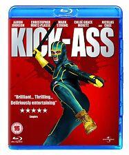 Kick-Ass (Blu-ray, 2010)      Brand new and Sealed