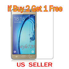 1x Clear LCD Screen Protector Guard Cover Film For Samsung Galaxy On5