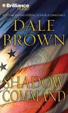 SHADOW COMMAND bestselling audio book on CD by DALE BROWN - Brand New! Fast Ship