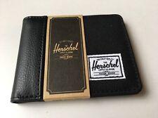 New Mens Herschel Supply Co Roy Bi Fold  Street Wallet Card Holder Retail $45