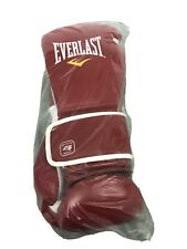 New Everlast MX Training Boxing Gloves Hook and Loop 16oz. 100% authentic