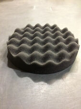 1 Foam Polishing Pad Waffle Face W550