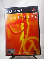 Half-Life PS2 Playstation 2 Game COMPLETE WITH MANUAL!