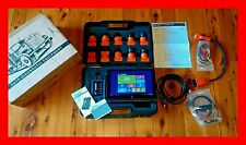 [PRO-GRADE] Heavy Duty Truck Diagnostic + (WiFi) Tablet Scanner - 34 HD BRANDS✓