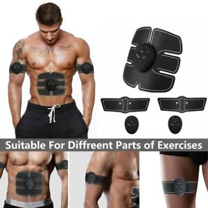 ABS Stimulator Abdominal Muscle Training Toning Belt EMS trainer Fitness Belt