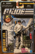 GI JOE PURSUIT OF COBRA SNOW JOB!  #1003 POC ARCTIC THREAT