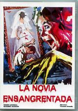 LA NOVIA ENSANGRENTADA (DVD PRECINTADO IMPORTACIÓN) TERROR
