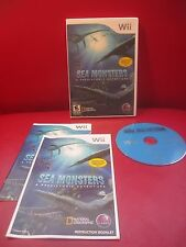 Sea Monsters: A Prehistoric Adventure (Nintendo Wii, 2007)