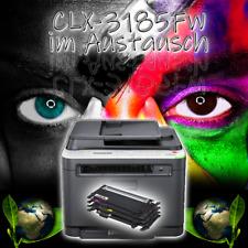 SAMSUNG Farblaserdrucker CLX-3185FW inkl. neue Toner im Austausch