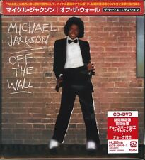 MICHAEL JACKSON-OFF THE WALL DELUXE EDITION-JAPAN BLU-SPEC CD2+DVD Ltd/Ed K03