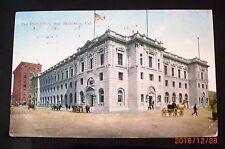 The Post Office, San Francisco, California 1911 Postcard