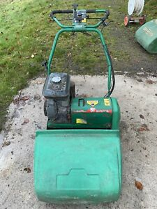 Ransomes Super Bowl 51 Cylinder Mower 20 Inch 10 Blade