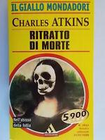 Ritratto di morteAtkins CharlesMondadorigiallo2651thriller bryant pittore