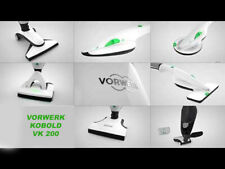 VORWERK KOBOLD VK200, SUPER COMPLET, AVEC GARANTIE OFFICIELLE DE 4 ANS