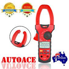 UNI-T UT207 RMS Auto Range 1000A Digital Clamp Meters LCD Multifuction Meters