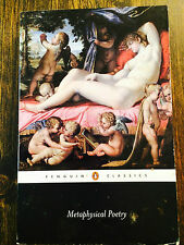 Metaphysical Poetry (2006, Paperback, Annotated, Revised) #5098