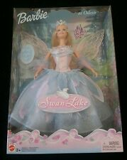 Swan Lake Barbie Doll as Odette, Light Up Wings - NEW & SEALED 02510