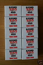 Ilford Xp2 Super 35mm 36ex ISO 400 (10 Pack) * barato *