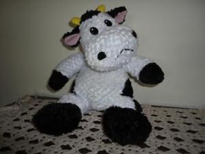 COW Stuffed Plush Cute Toy Canada 12 inch