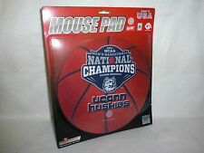 UCONN Connecticut HUSKIES  2011 NCAA Basketball Champions  MOUSE PAD by Rico NIP