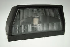 Pair of large rear numberplate lamps/lights for Indespension trailers etc