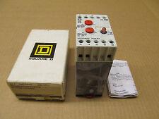 1 NIB SQUARE D 8430-DWU 8430DWU AC VOLTAGE CONTROL RELAY 240 V