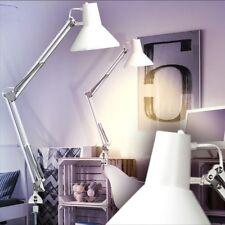 Lampe de table blanche Lampe de bureau Lampe de chevet Lampe de lecture 147538