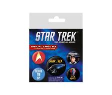 Star Trek The Original Series – Pin Badges 5 Pack Spille