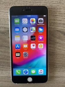 Apple iPhone 6s Plus - 16 Go - Argent (Désimlocké) bon état fonctionne