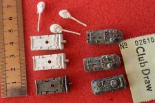 Flames of War? Unknown Manufacturer World War 2 II Tanks Metal Vehicles Diecast