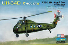 Hobby Boss 3487222 Hubschrauber UH-34D Choctaw 1:72 Helikopter Modell Modellbau
